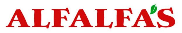 Alfalfa's Logo